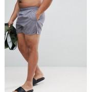 Nike Серые короткие шорты для плавания Nike Volley NESS8830-071 - Серый
