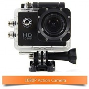 Hoppers Digital Action Camera Sports Camcorder 1080P full HD Camera DVR 30M Waterproof 2.0Inch TFT With 170 degree Wide Angle
