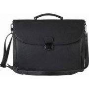 Klasse 15 inch Laptop Messenger Bag(Blue)