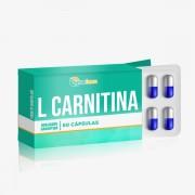 L Carnitina 500mg 60 Cápsulas