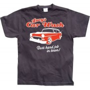 Lucy´s Car Wash, Basic Tee