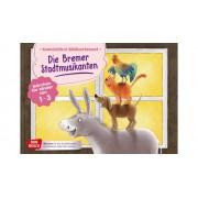Don Bosco Bildkarten U3: Die Bremer Stadtmusikanten