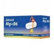 Magneziu + vitamina B6, 50 tablete