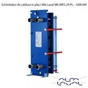 Schimbator de caldura in placi Alfa Laval M6-MFG 29 PL - 1000 kW