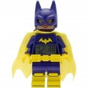 Lego Minifigura de Batgirl con Reloj Despertador - Batman: La Lego Película