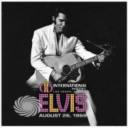 Video Delta Presley, Elvis - Live At The International Hotel, Las Vegas, Nv August 26, 19 - Vinile