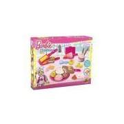 Barbie Massinha Sorveteria Divertida - Fun Divirta-Se