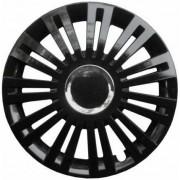 Dísztárcsa (15) Excellent Black 4db-os garnitúra