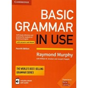 Basic Grammar in Use Student's Book with Answers and Interactive eBook: Self-Study Reference and Practice for Students of American English, Hardcover/Raymond Murphy