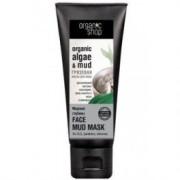 ORGANIC SHOP Masca faciala purificatoare Alge marine si namol