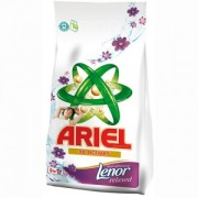 Ariel Automat 3D Actives Lenor Relaxed 6Kg