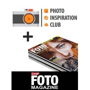 F&L Media CHIP FOTO magazine abonnement met Photo Inspiration Club