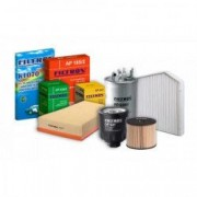 Pachet filtre revizie TOYOTA AVENSIS Liftback 1.6 101 cai filtre Filtron