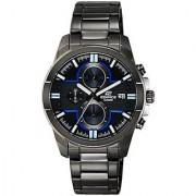 Casio Analog Black Round Watch - EFR-543BK-1A2VUDF (EX223)