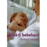 Alina-ti bebelusul in mod natural - Pamela Rhatigan