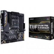 Asus Základní deska Asus TUF B450M-Pro Gaming Socket AMD AM4 Tvarový faktor Micro-ATX Čipová sada základní desky AMD® B450
