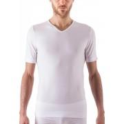 Issimo 251 férfi V nyakú microfibra póló
