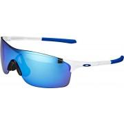 Oakley EVZero Pitch Sportglasögon blå/vit 2017 Solglasögon