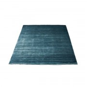 Massimo - Bamboo Teppich 140 x 200 cm, stiffkey blue