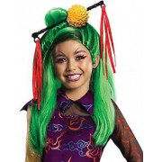 Vegaoo Jinafire Long Monster High pruik voor meisjes One Size