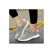 Zapatos Tenis Casual Fashion-Cool Para Mujer-Gris Ligero