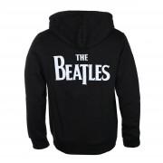 sweat-shirt avec capuche pour hommes Beatles - Drop T Logo - ROCK OFF - BEATHOOD11MB