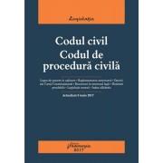 Codul civil. Codul de procedura civila, ed.9 rev. (actualizat 17.10.2018)