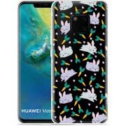 Huawei Mate 20 Pro Hoesje Funny Rabbit