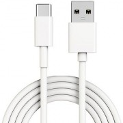 99 DEALS HIGH SPPED USB 3.0 TYPE C DATA SYNC CABLE FOR LENOVO ZUK Z1 ZUK Z2 ZUK Z2+ (White 100 Cm)