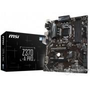 MSI matična ploča S1151 Z370-A PRO Intel Z370, ATX