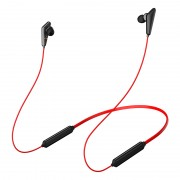 BQ-06 Wireless Bluetooth Sports Earphone with Microphone for iPhone Samsung LG - Red