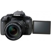 Canon EOS 800D + 18-135mm F/3.5-5.6 IS STM - 2 Anni Di Garanzia In Italia - Pronta Consegna