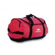 True North Travel Bag Dry 70, röd, True North