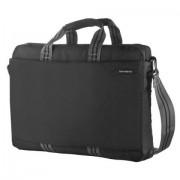 """Carry Case, Samsonite LAPTOP BAG L, 17.3"""", Black (V76.09.004)"""