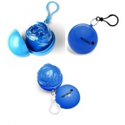 NEW! Blue Poncho Balls with Poncho