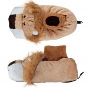 Apollo Dieren sloffen/pantoffels leeuw voor kinderen 23-24 - sloffen - kinderen
