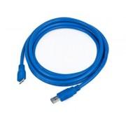 Gembird A(M)-MicroB(M) kaabel USB 3.0 1.8M