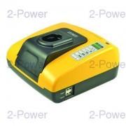 2-Power Laddare Dewalt Verktygsbatterier 7.2V-18V NiCD-NiMH