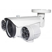 "Camera Supraveghere Video HD View AHB-4SVIR4, 2MP, 1/2.9"" Sony CMOS, 6-50mm, IR 100m, 8 Super LED, Carcasa metal (Alb)"