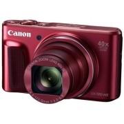 Aparat Foto Digital Canon PowerShot SX720 HS, 20.3MP, Filmare Full HD, Zoom optic 40x (Rosu)