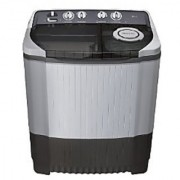 LG P7857R3F Semi-automatic Washing Machine (6.8 Kg Royal Grey)