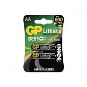 2 buc Baterie cu litiu AA GP LITHIUM 1,5V