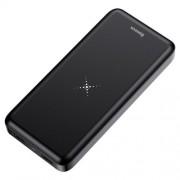Acumulator Extern Huawei Nokia Samsung Power Bank 10000mAh Negru