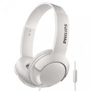 PHILIPS slušalice sa mikrofonom BASS+ (Bele) - SHL3075WT/00