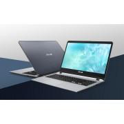"Asus A507UA-BR697R 39.6 cm (15.6"") Notebook - 1366 x 768 - Core i5 i5-8250U - 8 GB RAM - 256 GB SSD - Grey"