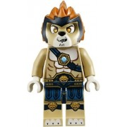 LEGO Legends of Chima Leonidas Mini Figure From Craggers Command Ship set #70006