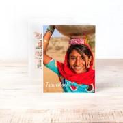 smartphoto Fotobok stor porträtt med mjukt omslag