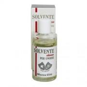 Acetone due scudi solvente oleoso unghie 50 ml