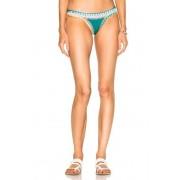KIINI Liv Bikini Bottom in Green,Orange,Purple,Yellow,White. - size L (also in M,S)