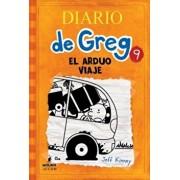 Diario de Greg 9: El Arduo Viaje, Hardcover/Jeff Kinney